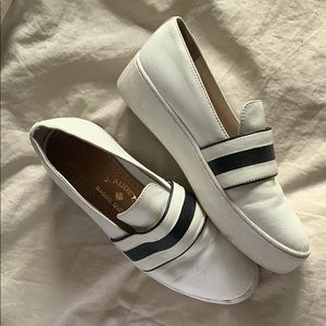 Michael Kors Collection platform sneaker
